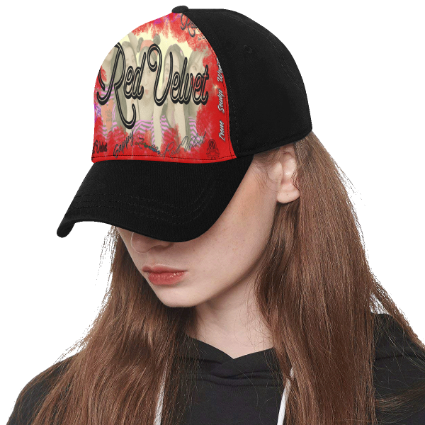 Red Velvet Unisex Baseball Cap