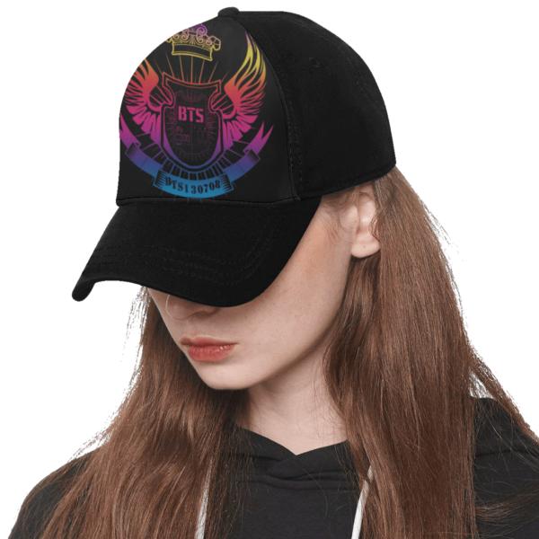 BTS Logo Unisex Baseball Cap