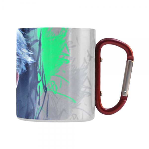 BTS Jimin Picture Insulated Mug