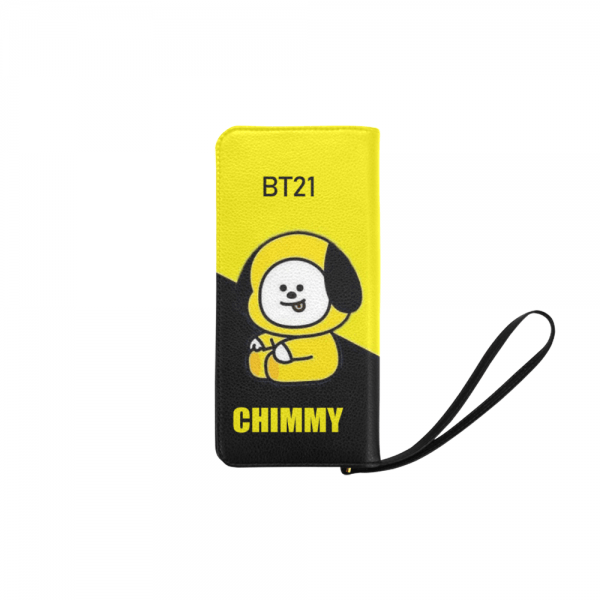 BT21 Chimmy Clutch Purse