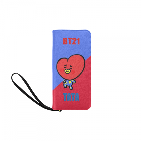 BT21 Tata Clutch Purse