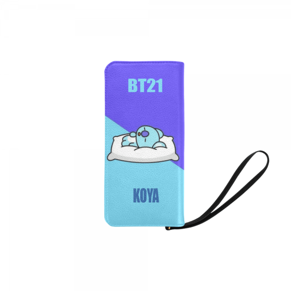 BT21 Koya Clutch Purse