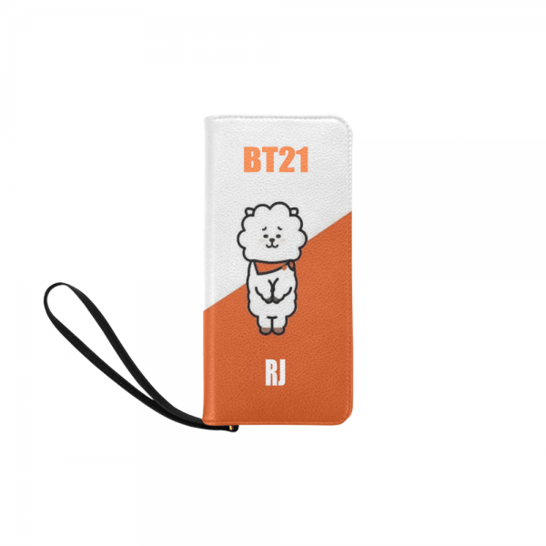 BT21 RJ Clutch Purse
