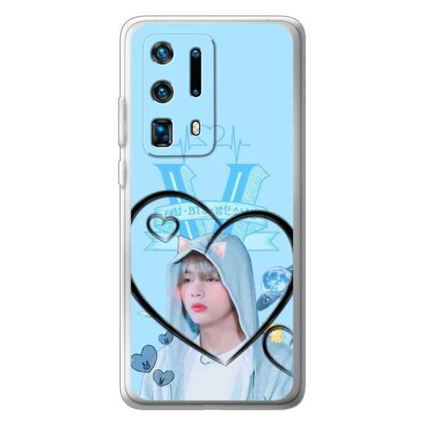 BTS V Huawei Mobile Cover