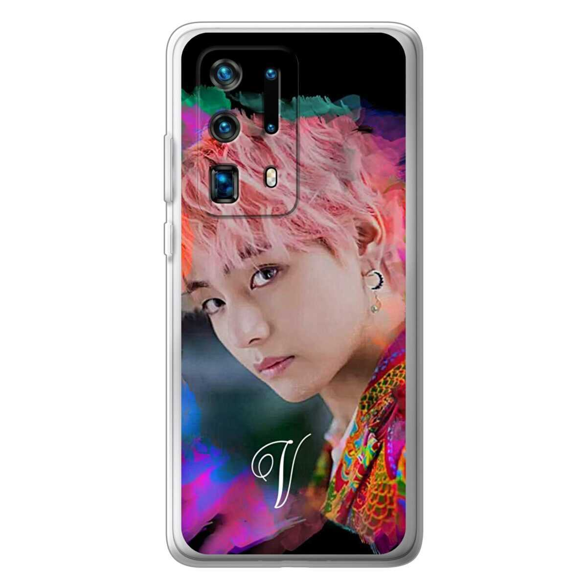 BTS Tae Huawei Mobile Cover