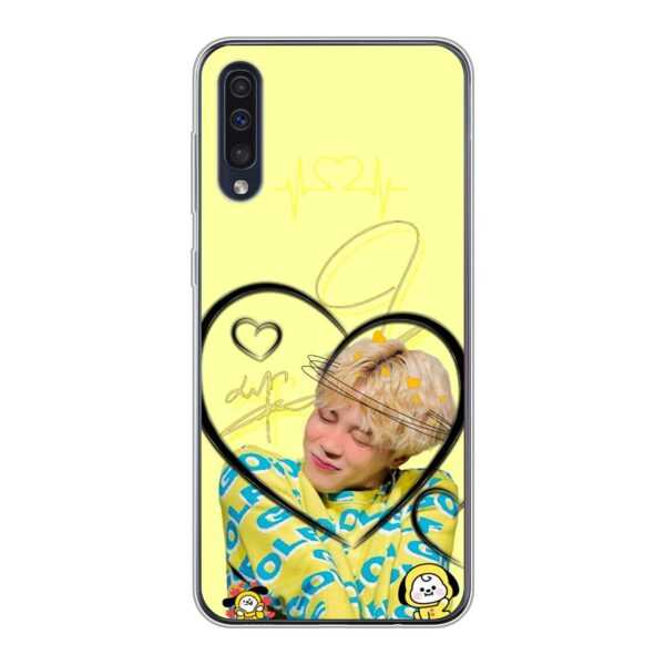 Stylish BTS Jimin Samsung Mobile Cover