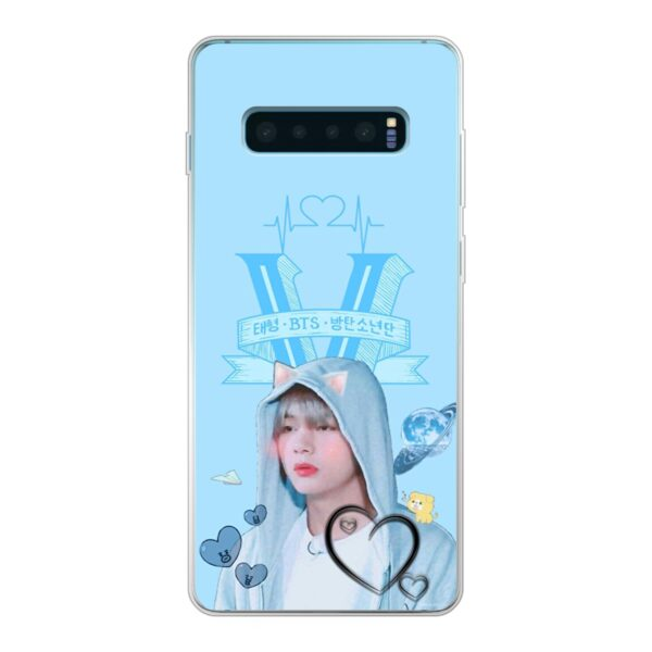 BTS V Samsung Mobile Cover